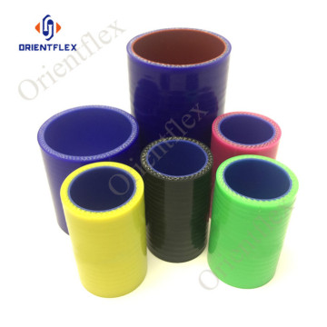 orange flexible inch silicone hose
