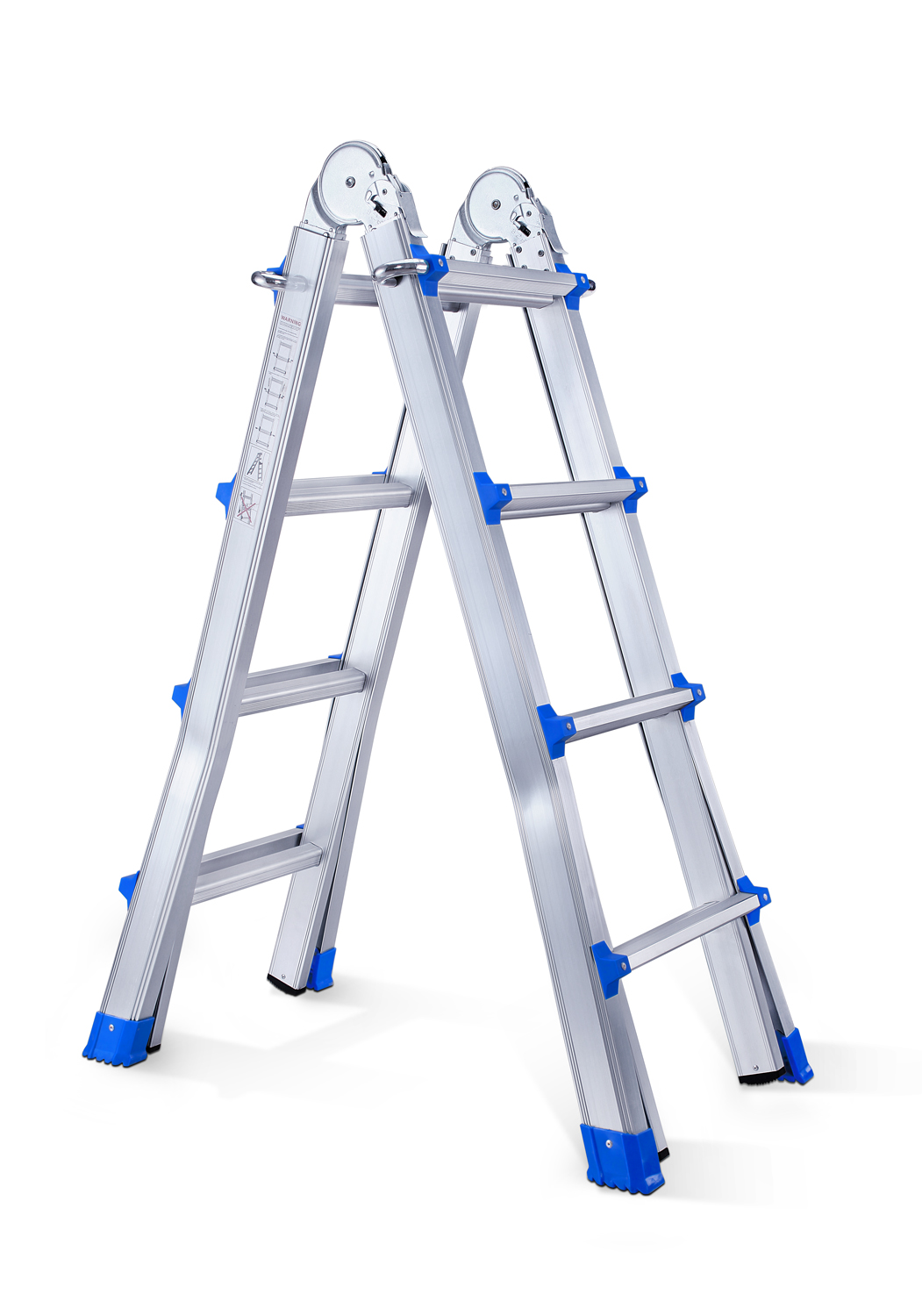 adjustable folding Little giant ladder