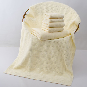 High Quality Pure Cotton Set Towels for Hotels