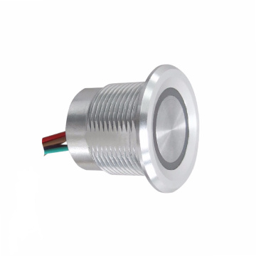16mm Illuminated Sensitive Touch Piezo Switches