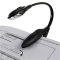 Led Book Light Mini Clip-On Flexible Bright LED Lamp Light Book Reading Lamp For Travel Bedroom Book Reader Christmas Gifts