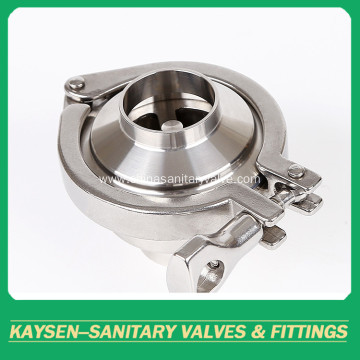 DIN Sanitary Check Valves Weld Ends