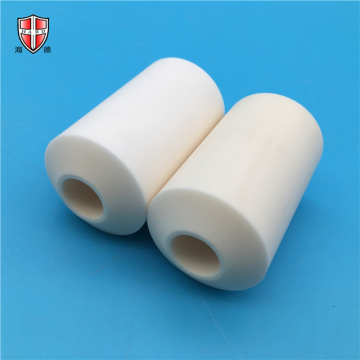 high temperature 99 al2o3 alumina custom ceramic bush