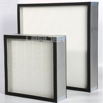 287*592*292mm large performance Hepa air plate filter