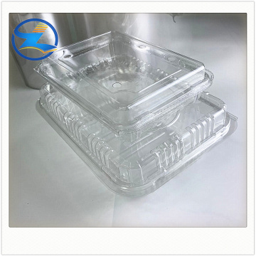 Super Clear rigid PVC Egg Tray Blister Pack