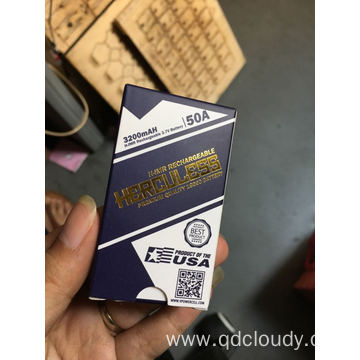 18650 lithium battery 3000mah  40a for vape