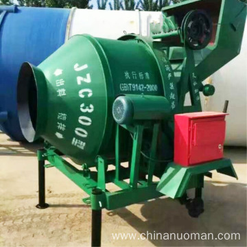 Factory price concrete mixer machine for sale