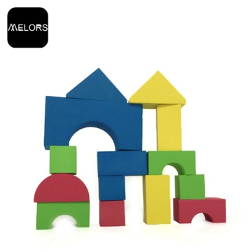 Melors EVA Foam Block Sets Children Building Block