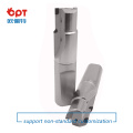 PCD diamond end milling ball cutter edge