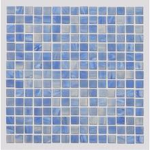 Glass Mosaic Wall Tiles Of The Blue Aquarium