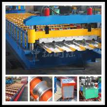 Trapezoidal Steel Roof Aluminum Roll Forming Machine