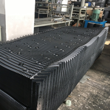 High Temperature Performance Trickling Filter for Cooling Tower PVC Water Cooling Tower Fill