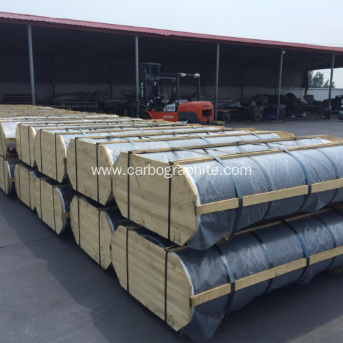 UHP450 Graphite Electrode For Metal Making