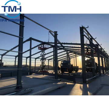 low cost steel building prefab warehouse construction