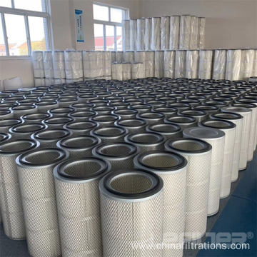 352*660mm Dust Collector Cellulose Filter Cartridge