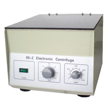 Low Speed Steel Plate Centrifuge in Medical