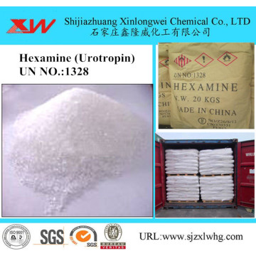 Hexamethylenetetramine waste water treatment