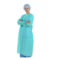 Customized Reinforced Medical Disposable Surgical Gown