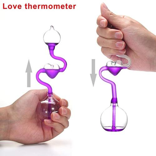 Hand Boiler Love Meter Toy Love Hand Thermometer