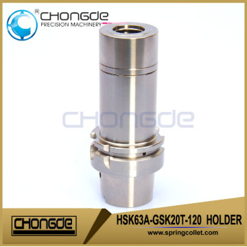 HSK63A-GSK20-120 Ultra accuracy CNC Machine Tool Holder
