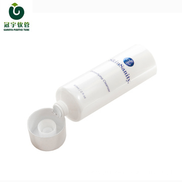 60ml cosmetic plastic tube for hand cream packaging