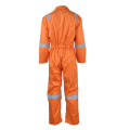 Orange Color High Visibility fire retardant work uniform