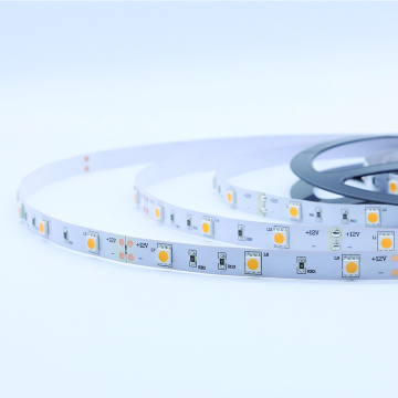 5050SMD 30led 7.2W pure white color strip light