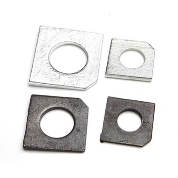 Hot dip galvanized Square tapper washers GB/T853