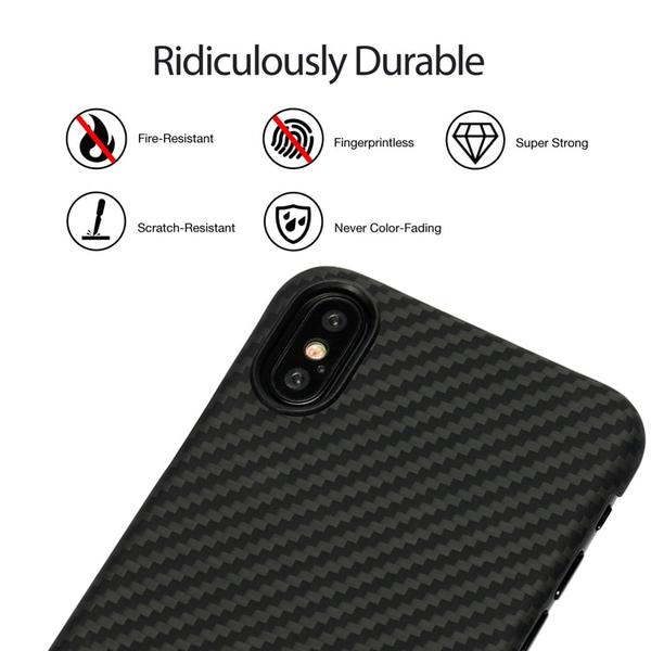 Magcase For Iphone X Aramid Fiber Grande