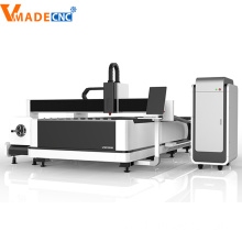 1000w Fiber Laser Cutting Machine With German IPG