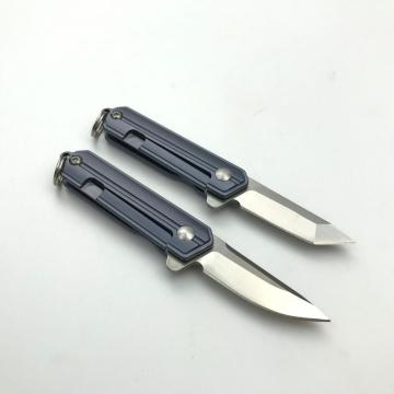 Key Chain Small Pocket Camping Knife