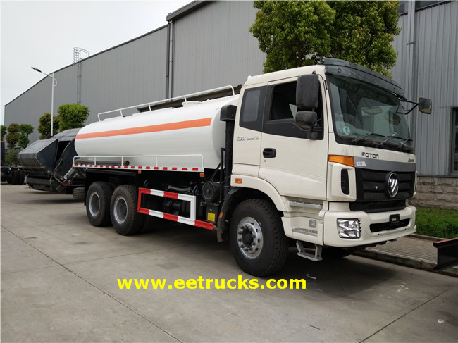 Foton 8X4 Sewage Suction Trucks