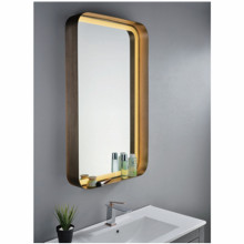 Rectangular LED bathroom mirror MH14