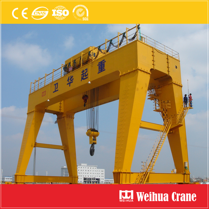 Double Girder Gantry Crane 12