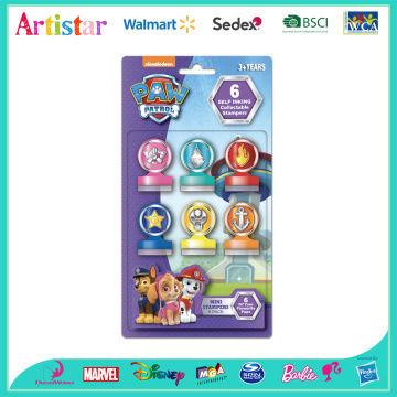 Paw Patrol mini stampers