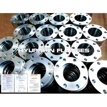 Table D Backing Ring HOT DIPPED GALVANIZED Flanges