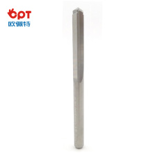 Tungsten carbide flat drill drills for blind hole