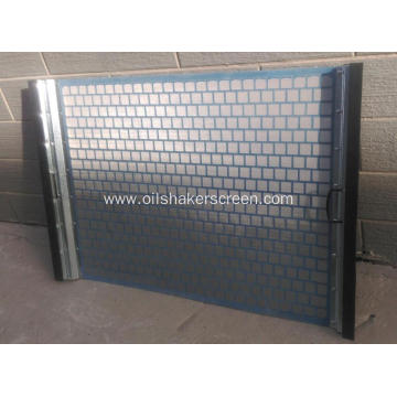 Hight Quality  Replacement Screen for Derrick FLC500,503,513,504 PWP Shaker Screen