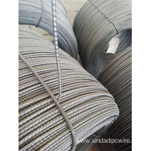 Ribbed Type Indented PC wire