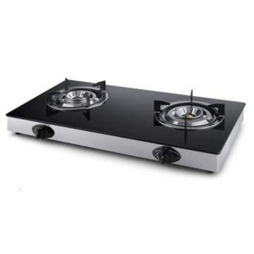 Gas Stoves Glass Top 2 Burner
