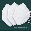 Non-Woven Fabric and Meltblown Cloth Face Mask KN95