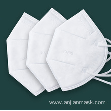 Disposable KN95/FFP2 Face Mask