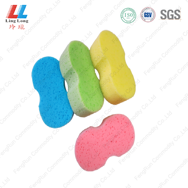 Bulk saucy cleaning car sponge