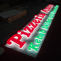 Illuminated Letter Signage Sign Custom