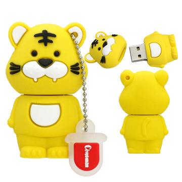 Animal Design Shaped USB Flash Drive