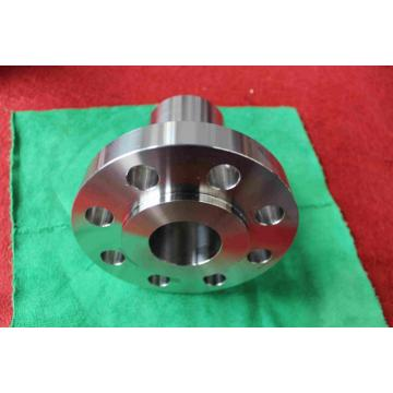 ASTM B16.5 F304L Stainless steel WN forged flange
