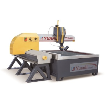 16 years export flyIing-Arm Water Jet Cutter