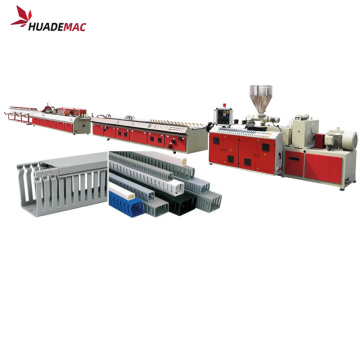 PVC Cable Tray Duct Making Machine
