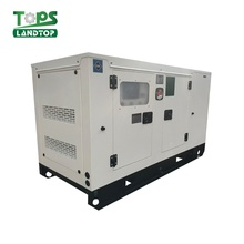 30KW Ricardo Engine Diesel Generators with Canopy