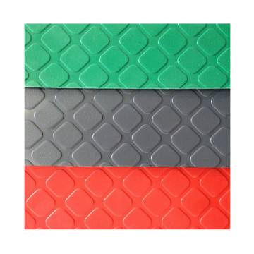 Coin pattern waterproof mat with various design